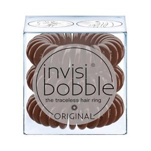 Original Invisibobble Traceless Hair Ring Pretzel Brown
