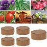 5X Coco Coir Fiber Brick Pellet Nutrient Soil Plant Seed Starter Compressed Base