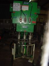 100 gallon Myers Stainless Steel Double Planetary Mixer with Sweep