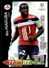 Panini Champions League 2011-2012 Adrenalyn XL Rio Mavuba Lille Star Players