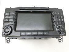 Mercedes CLK 220 W209 Navigationssystem High Headunit ECE Command Navi BE7092