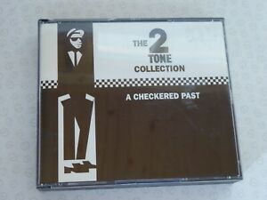 The 2 Tone Collection A Checkered Past 2 CD Set Chrysalis 1993 CDP 527677