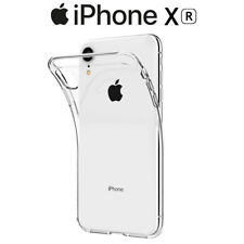 Funda Carcasa Gel Silicona Transparente para iPhone XR
