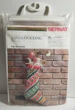 Bernat Santa Stocking Making Kits