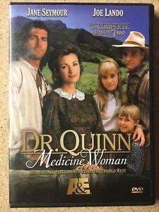Dr Quinn Medicine Woman Season 2 Disc 4 Only