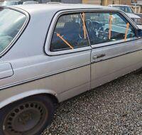 Mercedes W123 230CE 280CE Coupé RahmenDichtung A-C SÄULE 1237200154, A1237200254