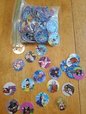 COLLECTION  OF 140+ TAZOS POGS DRAGON BALL Z SUPER