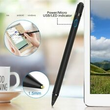 For Tablet iPad Samsung PC Capacitive Pen Touch Screen Stylus Smart Pencil