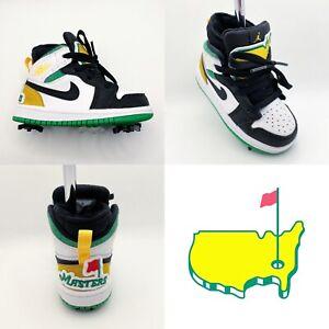 Custom Air Jordan Retro 1 Masters Shoe Sneaker Putter Cover