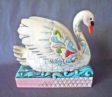 Jim Shore 2011 Heartwo 00000B5F od Creek 'Majestic Beauty' Swan #4026850