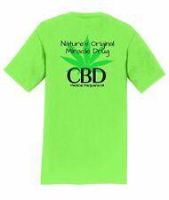 Nature's Original Miracle Drug CBD Oil Mens T-Shirt