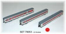 LS Models 79053 - 3tlg. Jeu CNL Ep.VI SER60 Logo SIRIUS Set B