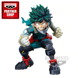Banpresto My Hero Academia Super Master Stars Piece Izuku Midoriya Two Dimension