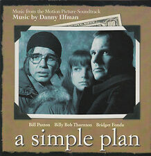 A Simple Plan-1998-Original Movie Soundtrack-14 Track-CD