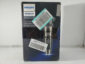 Philips Norelco SP9820/87 9000 Prestige Rechargeable Wet Dry Shaver Trimmer