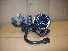 kawasaki z400d  z400 twin speedo clocks speedometer console instrument barn find