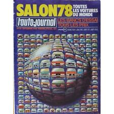 L'Auto Journal, salon 1978