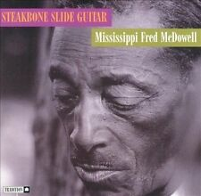 Steakbone Slide Guitar by Mississippi Fred McDowell (CD, May-1996, Rykodisc)