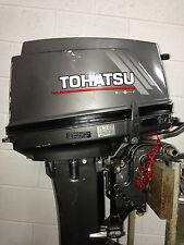 25hp Tohatsu Outboard Parts