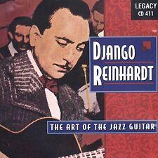 DJANGO REINHARDT - The Art of the Jazz Guitar, Vol. 1 (gypsy jazz) CD [B12]
