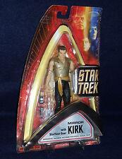 "Star Trek Classic MIRROR UNIVERSE KIRK 7"" Action Figure Wave 2 Art Asylum"