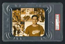 PSA 10 TERRY SAWCHUK 2003 ITG VIP COLLGES CARD Beautiful Gem Mint Card