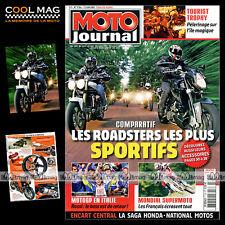 MOTO JOURNAL N°1764 YAMAHA FZ1 1000 KTM 990 SUPERDUKE TRIUMPH 1050 SPEED TRIPLE