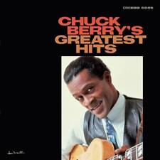 Chuck Berry's Greatest Hits NEW SEALED LP on Limited Ed Colored Vinyl RSD