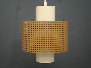 50er Years Pendlelleuchte Suspension Lamp Stilnovo Kalff Era