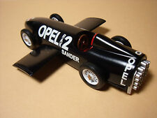 OPEL  RAK 2  1928  RECORD   1/43  TIN  WIZARD  NO  CHROMES