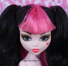 Monster High Draculaura SWIM Nude Doll
