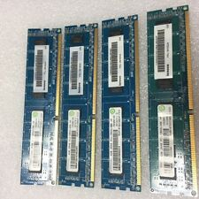4GB RAMAXEL PC3-10600U DDR3 1333 Mhz Non-ECC Desktop PC Memory