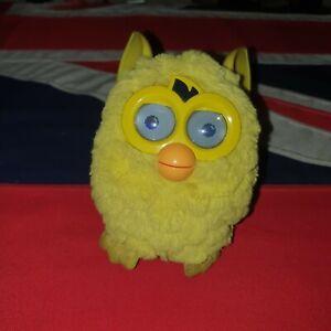 FURBY Yellow Furry Electronic Animatronic Virtual Pet - Hasbro