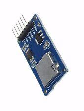 Micro SD-carte mini TF module lecteur carte SPI interfaces puce de convertisseur
