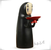 Spirited Away Figure No-Face Man Kaonashi Music Piggy Bank Save Money Box