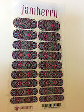 Jamberry Nail Wraps ~ Full Sheet ~ The Mastermind ~ Swimsuits for All Exclusive