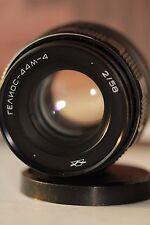 Helios 44M-4 2/58 Russian lens for M42 Zenit SLR Praktica Pentax Sony Camera