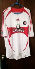 Chicago Fire Away Jersey Blanco 10