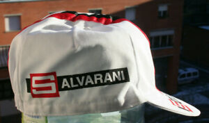 NEW Salvarani Vintage Team Cycling Cap - Made in Italy