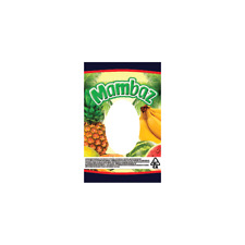 Mambaz Cali Tin Labels Mylar Bag Stickers