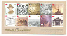 Military, War Mint Never Hinged/MNH Sheet Stamps