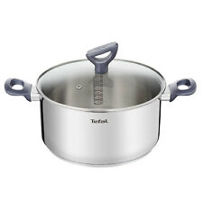 Tefal Daily Cook Stainless Steel Induction Stewpot 2.2 qt Dishwasher Oven Safe