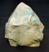 """3.5"""" Amazonite Quartz Cluster Point Form Stone Natural Crystal MMS"""