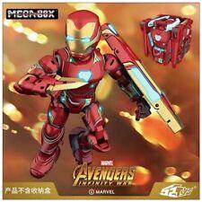 New 52Toys BEASTBOX The Avengers 4 MK50 IronMan Iron Man Action Figure  instock