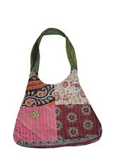 1594bbd97891 Handmade Cotton Shoulder Bags for Women for sale | eBay