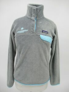 M9434 VTG Women's Patagonia Re Tool Snap-T Fleece Pullover Size S
