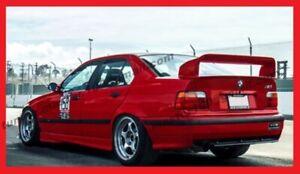 BMW 3 SERIES E36 M3 GT CLASS II 2  - TRUNK SPOILER ++ NEW ++ NEW ++