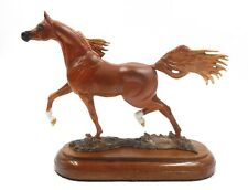 LIMITED EDITION PADRON ARABIAN MODEL HORSE SCULPTED BY VICKI KEELING #11/50 MADE