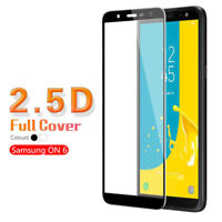 9H Full Cover Screen Protector Tempered Glass Film For Samsung Galaxy ON 6 J600G