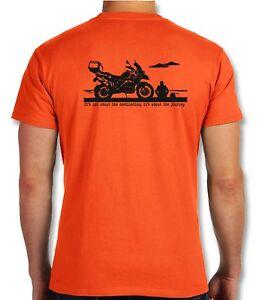 T-shirt for bmw gs fans gs 1200 adventure 1100 1150 boxer tshirt